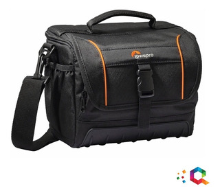 Bolso Fotografico Lowepro Sh160 Ideal Body+flash+lentes