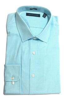 Camisa Social Tommy Hilfiger Slim Fit Original