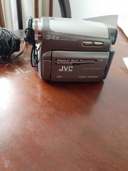 Filmadora Jvc Mini Dv (leia O Anúncio )
