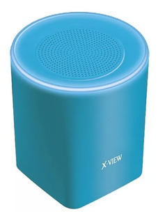 Parlante Bluetooth X-view Backbone 3w Manos Libres Azul