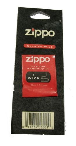 Imagen 1 de 1 de Mechas Para Encendedor Zippo Repuesto Original