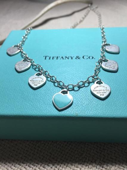 Colar Tiffany E Co