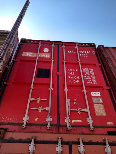 Contenedor Maritimo Container 20' Y 40'