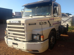 Cavalo Scania 113 - 360 Cv !! R$ 66.500,00 !!