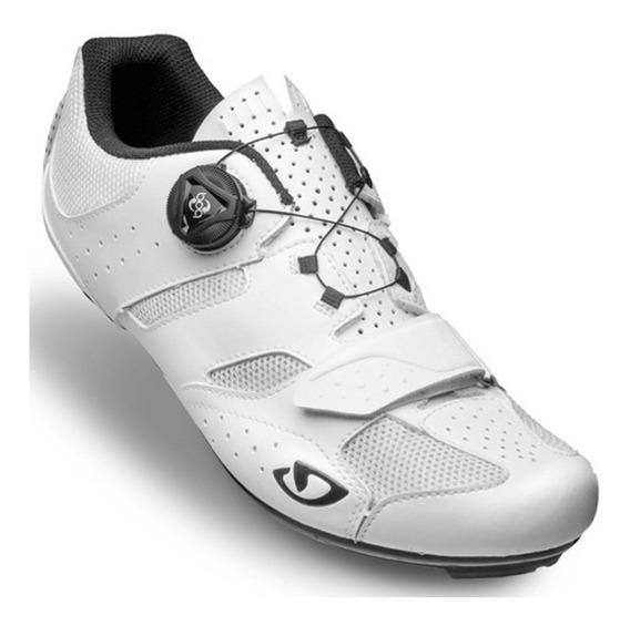 Zapatillas Ciclismo Bicicleta Giro Savix Blanco/negro - Racer Bikes
