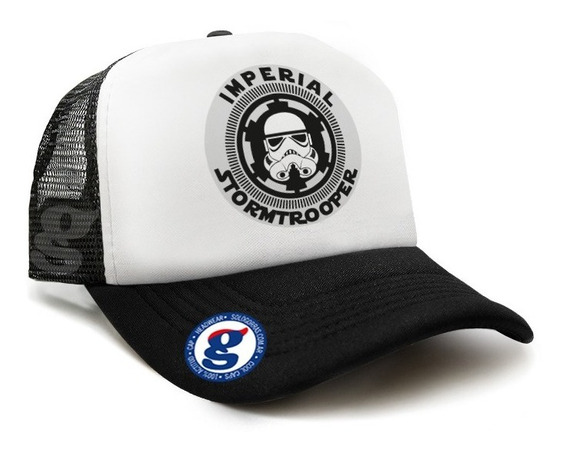Gorra Trucker Camionera Star Wars Stromtroopers Varios Color