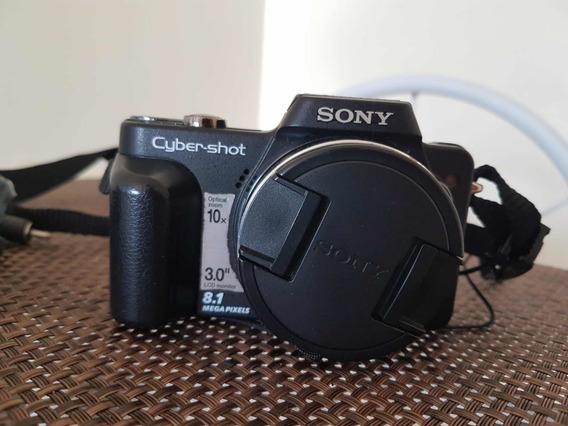 Câmera Digital Sony Cybershot Dsc-h10