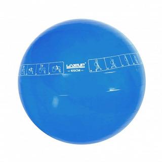 Bola 65cm Liveup Anti Estouro Exercicios Pilates