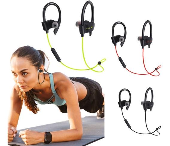 Audifono Bluetooth 4.1 Para Deportes Ipx4 Sudor Microfono
