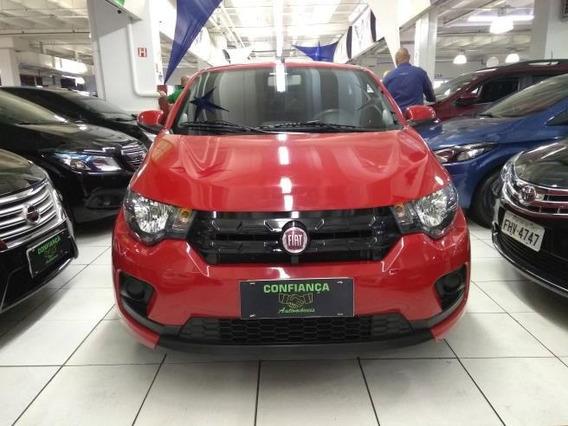 Fiat Mobi 1.0 Evo Like 2017 Completo, Pneus Novos, Confira!!