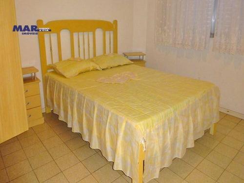 Imagem 1 de 7 de Apartamento Residencial À Venda, Vila Alzira, Guarujá - . - Ap9489