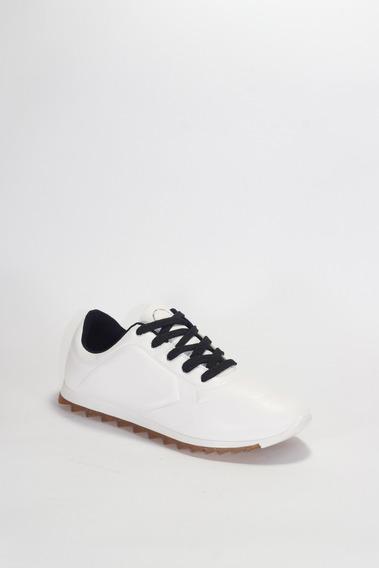 Sapato Moleca 5690/100 Tenis Casual