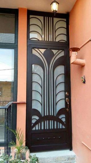 Puertas De Herreria Residencial