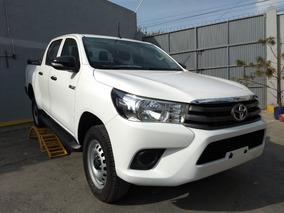 Toyota Hilux 2.7 Cabina Doble Mt