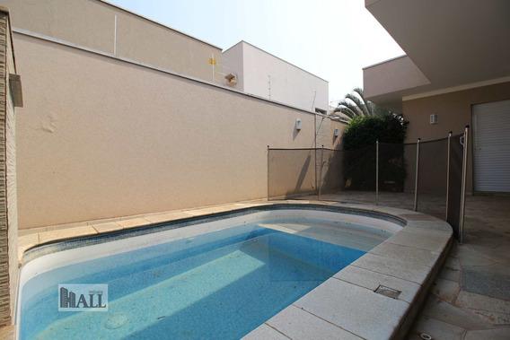 Casa Á Venda Condomínio Village Damha Mirassol Ii, 210m², 4vgs, - V4208