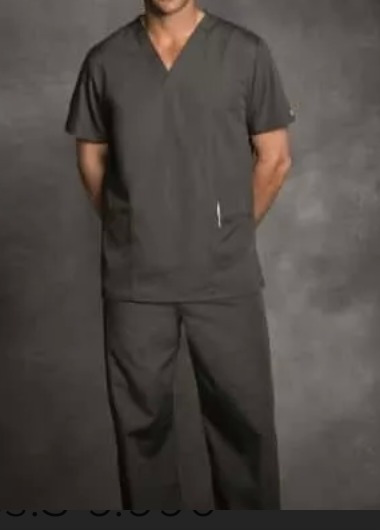 Uniforme Médico Para Caballeros Ua Scrubs ,talla L .