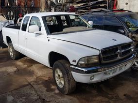 Sucata Dodge Dakota 3.9 Sport Cab. Estendida 2p 1999