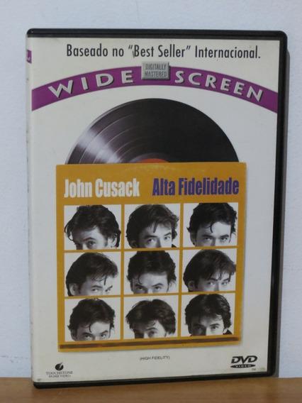 Dvd Alta Fidelidade John Cusack Original