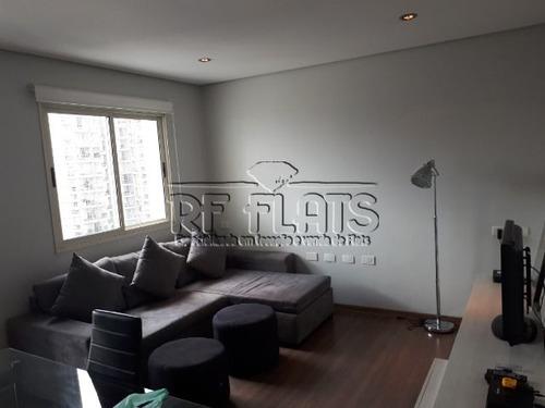 Imagem 1 de 15 de Flat Duplex Life Moema Para Locação - Ref2652