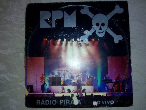 Disco Lp Rpm - Rádio Pirata