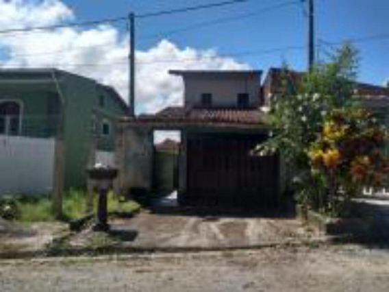 Casa Simples, Na Praia De Mongaguá/sp! Com Escritura