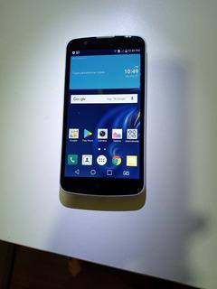 Celular LG K10 ( Lg430tv) 16gb Usado!!