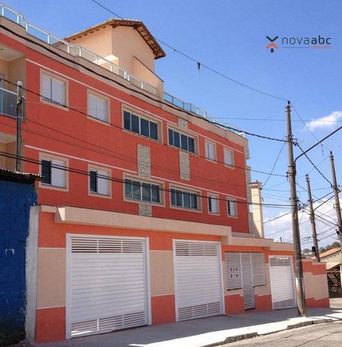 Imagem 1 de 21 de Apartamento À Venda, 70 M² Por R$ 390.000,00 - Vila Cláudio - Santo André/sp - Ap1542