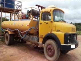 Caminhão Pipa Mercedes-benz L 1516
