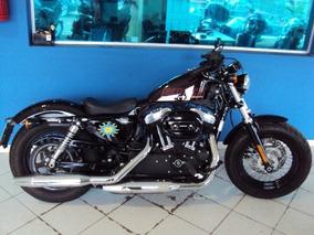 Harley Davidson Forty-eight 2014 Grená Muito Nova Campinas.