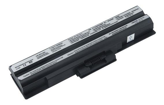 Bateria Para Notebook Sony Vaio Pcg-61411l | 4400mah Preto