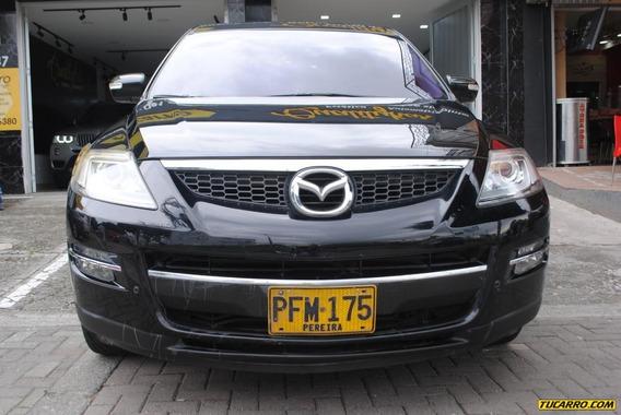 Mazda Cx9 Old New