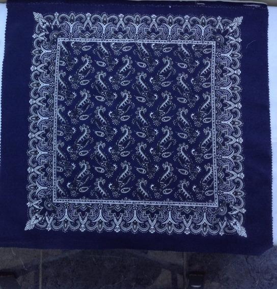 60 Paliacate Pañuelo Moda Mascada Tradicional 60x60