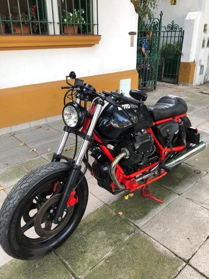 Moto Guzzi Café Racer 1000 Año 94 Impecable