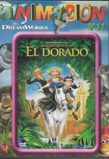 El Camino Hacia El Dorado Coleccion Animacion 11 Avh Dvd