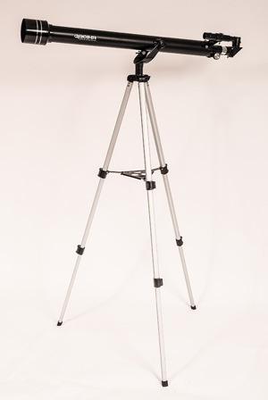 Telescópio Azimutal Com Tripé Acessórios 900x60mm Tele-90060