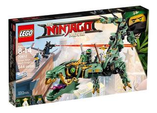 Lego Ninjago Movie Dragon Mecanico Ninja Verde 70612