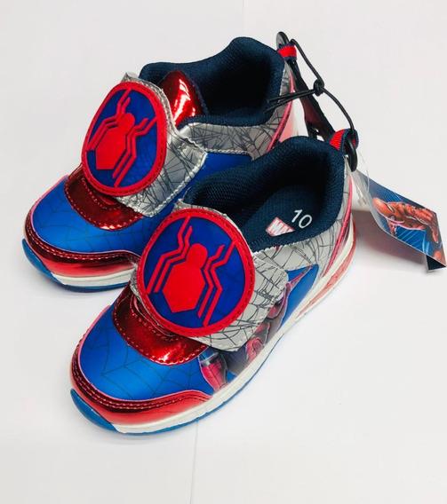 Tenis Spider Man Nuevos Originales