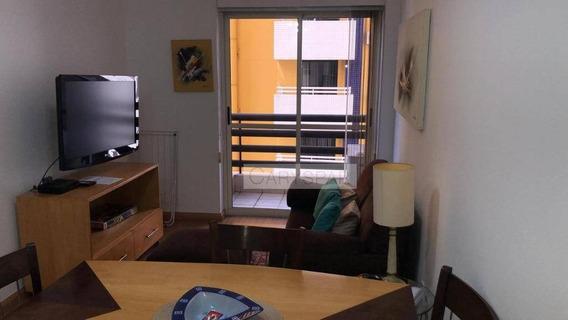 Flat Residencial Duplex Para Locação, Moema, São Paulo. - Fl0282