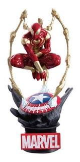 Iron Spider Infinity War Beast Kingdom Ds 015 Px Toylover