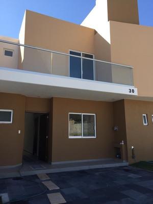 Casa Nueva En Coto Por El Parque Metropolitano