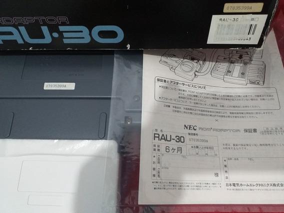Pc Engine Supergrafx Rau-30 Parcelado Sem Acrescimo Ou Desco