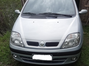 Renault Scenic Automatico - Rxe 2.0 - Ano 2003