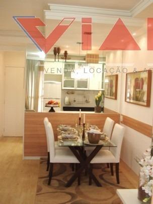 Apartamento Para Venda, 0 Dormitórios, Campestre - Santo André - 2685