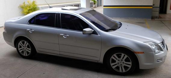 Ford Fusion Sel 2.3 16v Top Premium Com Teto Solar - 2009