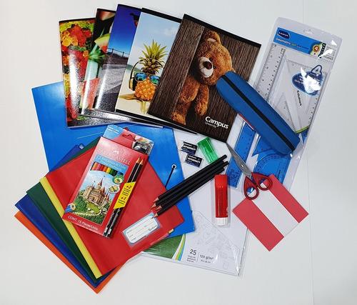 Kit De Útiles Escolares Básico