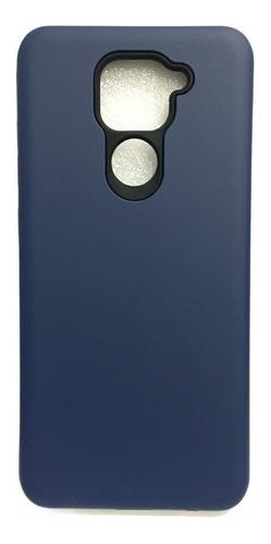 Redmi Note 9 Protector Reforzado Funda Case + Vidrio 9h 5x
