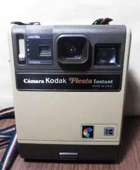Vintage Kodak Fiesta Instant Para Coleccionistas 20$