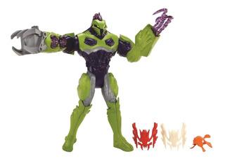 Muñeco Figura De Acción Max Steel Toxzon