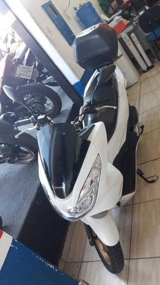 Honda Pcx 150 Dlx 2016-2016 Financio E Troco