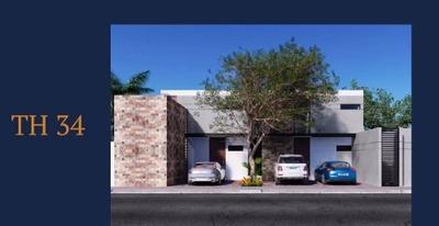Preciosos Townhouses Th 34, Ubicados En San Ramon